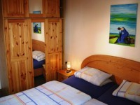 Ferienhaus mit Sauna in Holtgast an der Nordseeküste