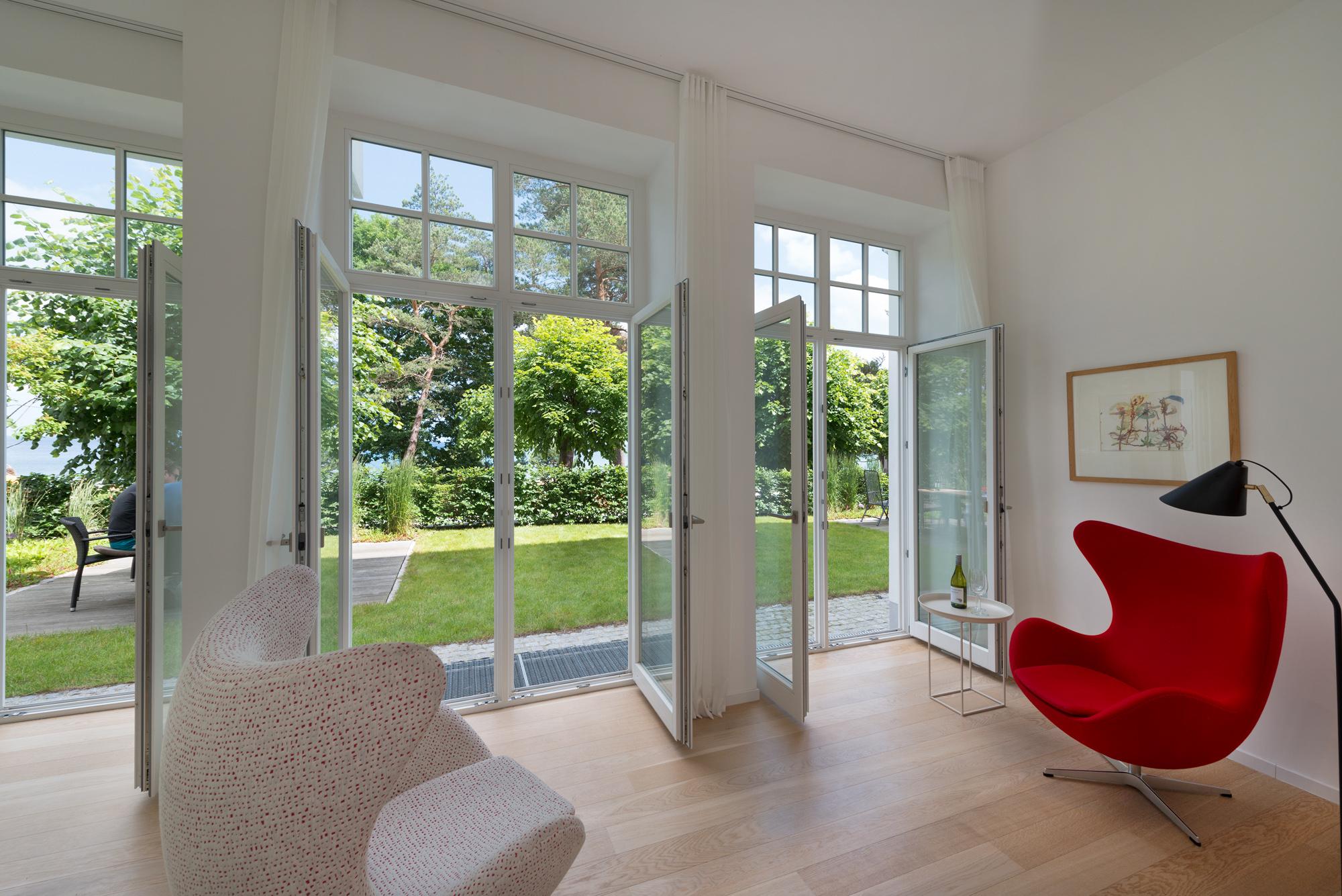 Gartenblick Wohnung 03
